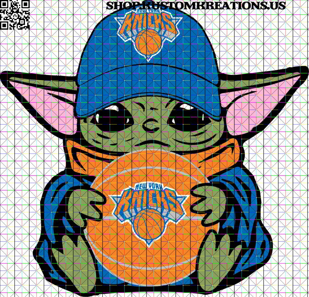 This is a SVG image of Baby Yoda with New York Knicks Basketball. #BabyYoda, #SVG, #Starwars, #Sublimation, #TheChild, #KustomKreationsus, #png, #disney, #knicks, #nba, #newyork, #nyknicks, #basketball, #knickstape, #knicksnation, #newyorkknicks, #msg, #nyk, #nyc, #knicksfan, #knicksway, #madisonsquaregarden, #ballislife, #lakers, #lebronjames, #knicksfans, #carmeloanthony, #goknicks, #mitchellrobinson, #espn, #newyorkcity, #rjbarrett, #knicksnews, #newyorkforever, #knicksbasketball, #k, #orangeandblue, #bhfyp