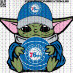 This is a SVG image of Baby Yoda with Philadelphia 76ers Basketball. #BabyYoda, #SVG, #Starwars, #Sublimation, #TheChild, #KustomKreationsus, #png, #disney, #ers, #philadelphia, #nba, #sixers, #basketball, #philly, #bensimmons, #joelembiid, #phillies, #explorepage, #philadelphiasixers, #philadelphiaeagles, #eagles, #philaunite, #sixersnation, #phila, #nfl, #flyeaglesfly, #carsonwentz, #celtics, #alhorford, #news, #explore, #ballislife, #sports, #trusttheprocess, #k, #like, #phillysports, #bhfyp ***All copyrights and trademarks of the characters or logos used belong to their respective owners and are not what is being sold. I do not claim ownership over the characters or logos used in this design. You are only paying for MY time to create the SVG image. These items are not licensed products and all images of characters or logos used in the designs are free and not being sold. Please do not share, redistribute or sell the file. ***